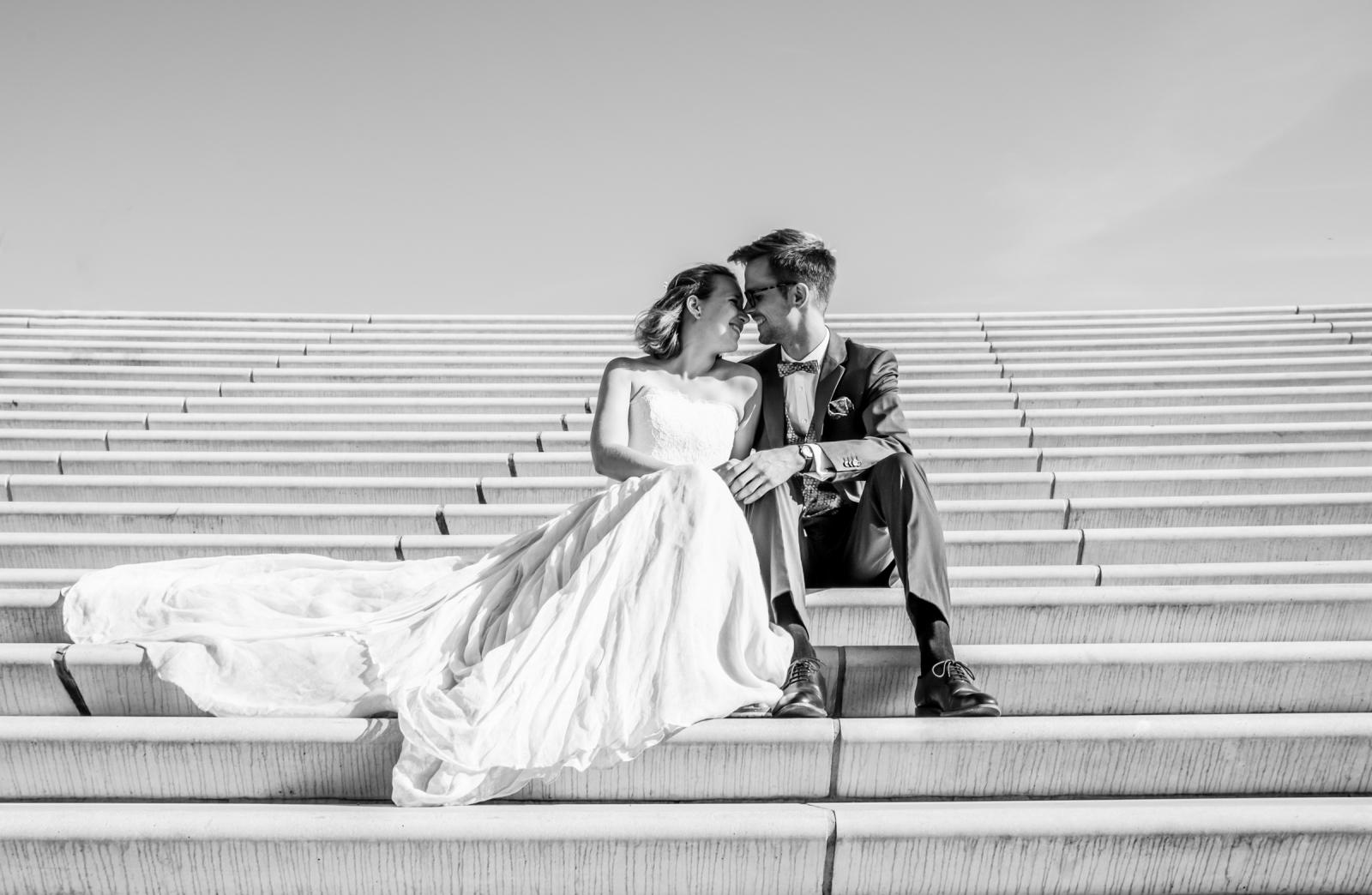 Hochzeit - Landungsbrücken