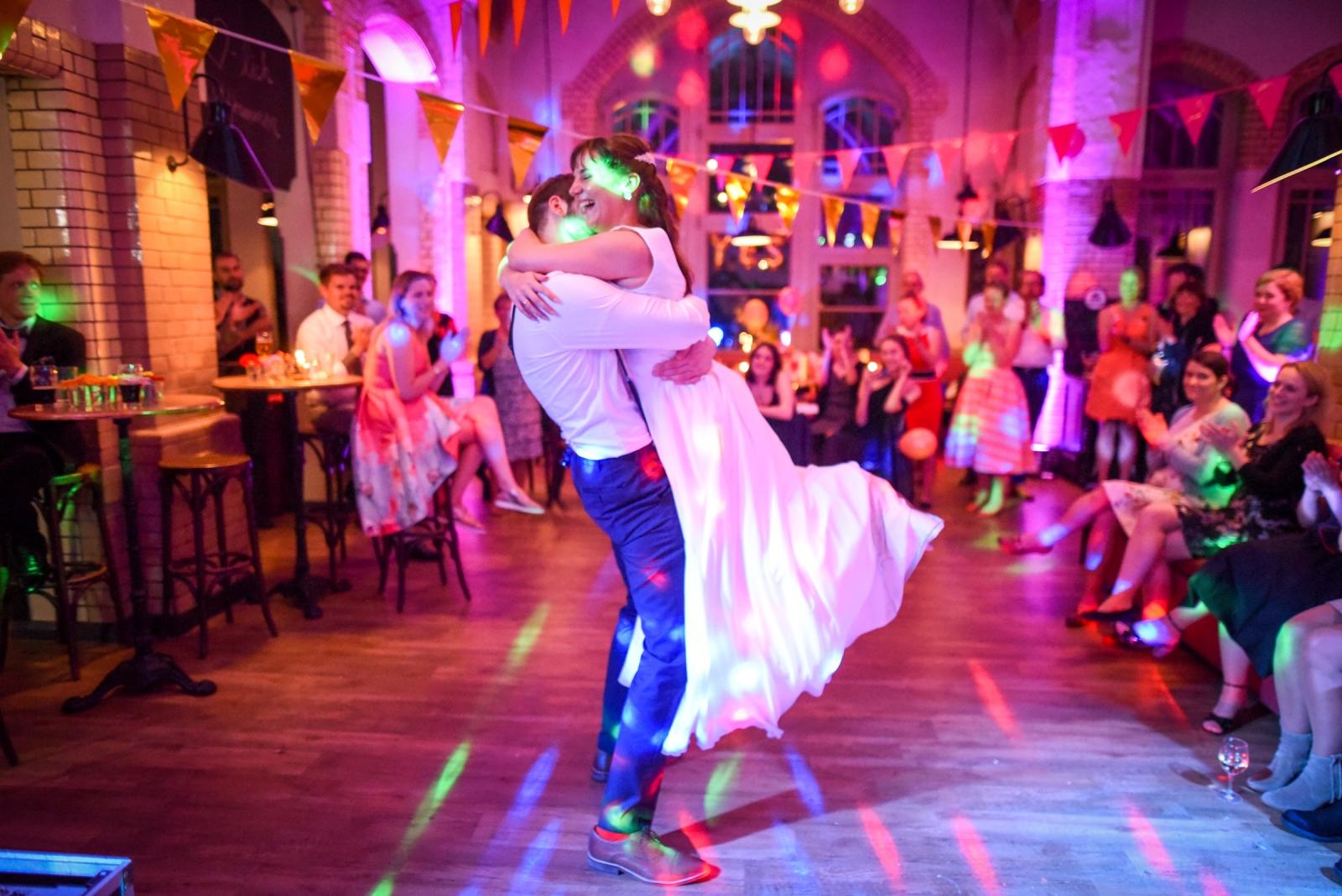 Hochzeit - Paartanz